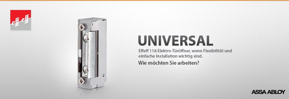 Effeff 118 Elektro-Türöffner