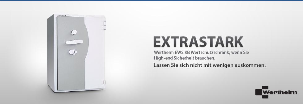 Wertheim EWS KB Wertschutzschrank